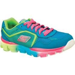 Girls' Skechers GOrun ride Ultra Blue/Multi