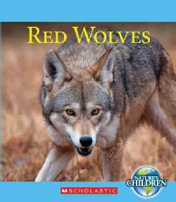 Red Wolves (Paperback)