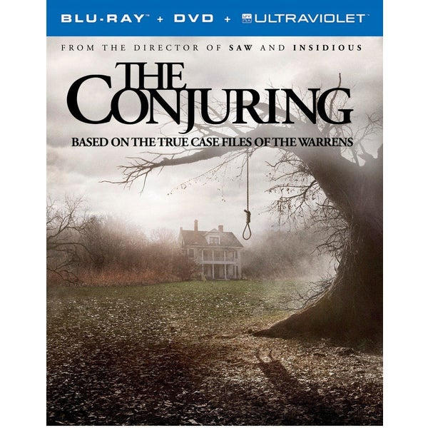 The Conjuring (Blu-ray/DVD) 11614060