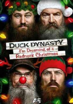 Duck Dynasty: I'm Dreaming Of A Redneck Christmas (DVD)