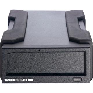 Tandberg Data RDX QuikStor 8660-RDX Drive Enclosure External - Black