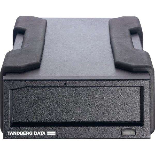 Tandberg Data RDX QuikStor 8660-RDX Drive Enclosure External - Black