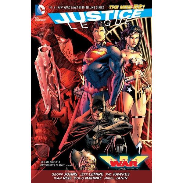 Justice League: Trinity War (Hardcover) 11615398