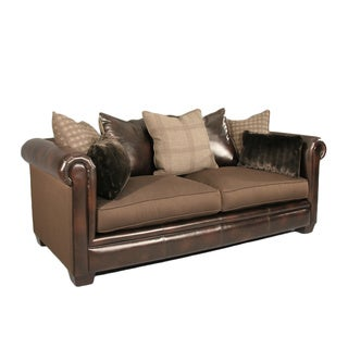 Hannah Bonded Leather Sofa
