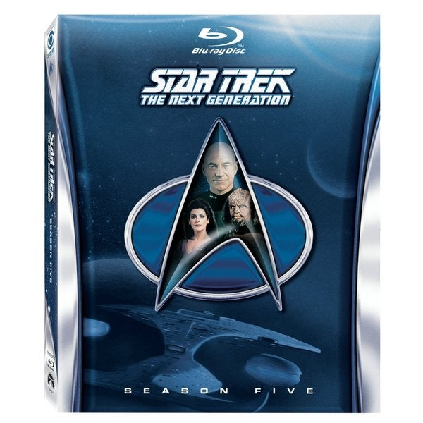 Star Trek: The Next Generation Season 5 (Blu-ray Disc) 11617439