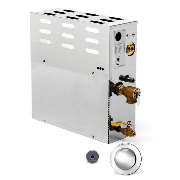 Mr. Steam SAH4500C1 Steam At Home 4.5-Kilowatt 240-Volt 1-Ph Steam Bath Generator with Control and Steamhead