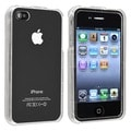BasAcc Clear Crystal Case/ Screen Protector for Apple iPhone 4/ 4S