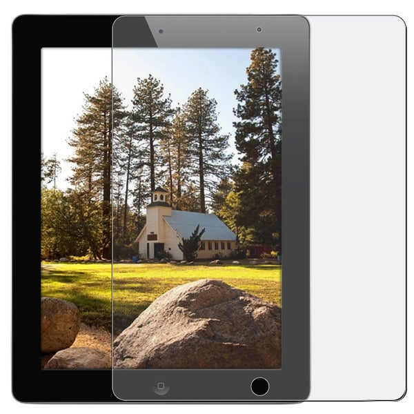 INSTEN Anti-glare Screen Protector for Apple iPad 2/ 3/ 4/ New iPad (Pack of 2)