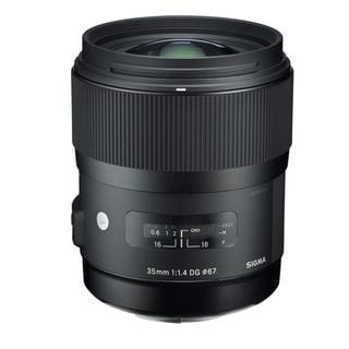 Sigma 35mm f/1.4 DG HSM Lens for Canon DSLR Cameras