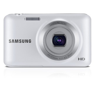 Samsung ES95 16.2MP White Digital Camera