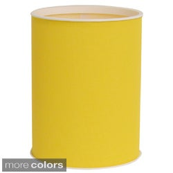 Bright Colors Contemporary Bath Wastebasket