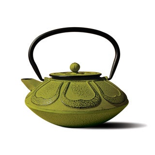Cast Iron 'Meiji' 28-ounce Teapot