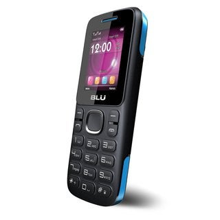 BLU Zoey T176X Unlocked GSM Dual-SIM Cell Phone
