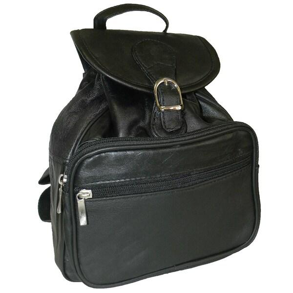 Hollywood Tag Drawstring Backpack