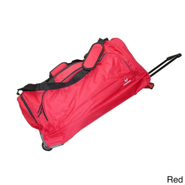 Hercules Luggage 28-inch Rolling Duffel Bag