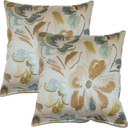 Givenchy Opal 17-inch Throw Pillows (Set of 2)