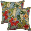 Hokena Lagoon 17-inch Throw Pillows (Set of 2)