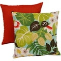 Ibiza Isla Seabreeze 17-inch Throw Pillows (Set of 2)