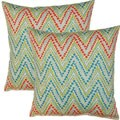 Trend Spotter Capri 17-inch Throw Pillows (Set of 2)