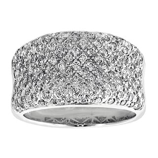 14k/ 18k Gold or Platinum 2 1/2ct TDW Diamond Anniversary Band (F-G, SI1-SI2)