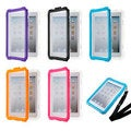 Gearonic Frame Water/ Snow Proof Full Body Cover Case for iPad Mini iPad Mini 2 Retina Display