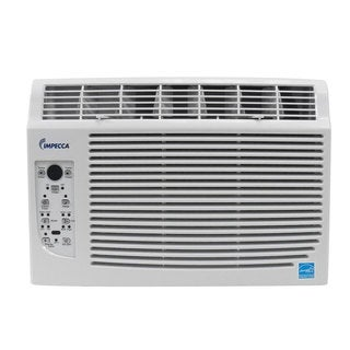 Impecca 5,000 BTU/h Energy Star Window Air Conditioner Electronic Controls & Remote Thermostat