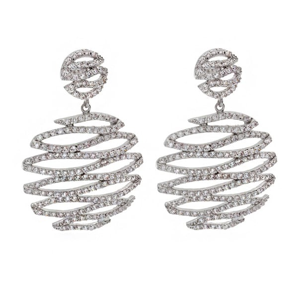 Zig Zag Fashion Earrings