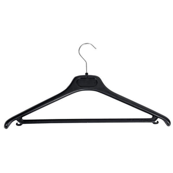 Plastic Coat Hangers (Set of 20)