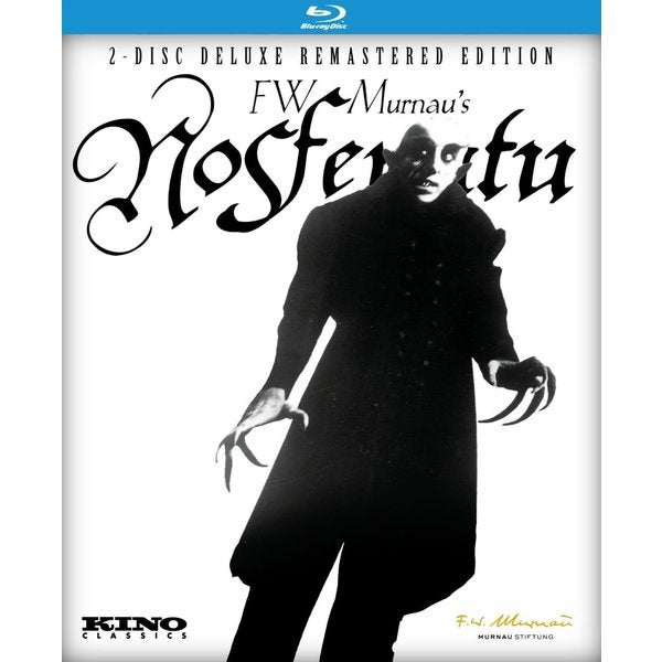 Nosferatu (Deluxe Remastered Edition) (Blu-ray Disc) 11621813