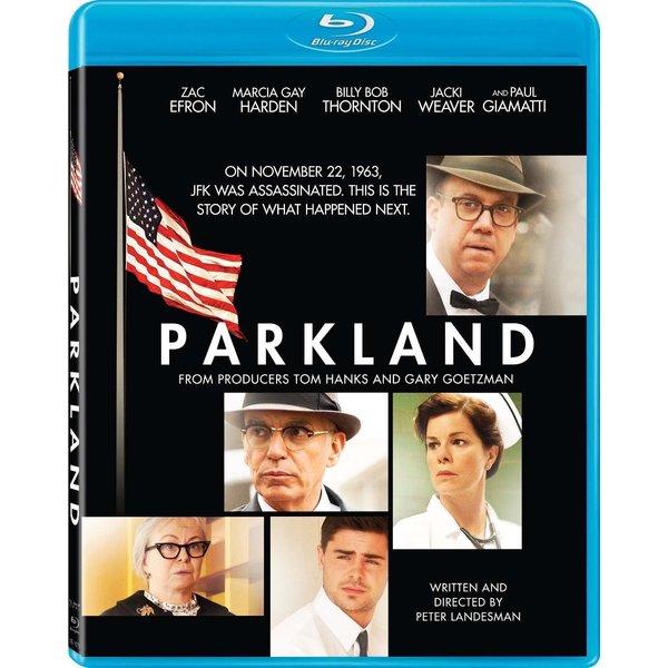 Parkland (Blu-ray/DVD) 11621909