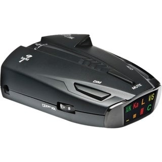 Cobra ESD 7570 Extra-Sensory Radar/Laser Detector with UltraBright Da