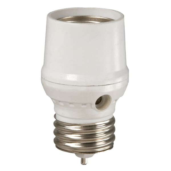"Amertac SLC5BCW-4 3"" X 2.2"" X 1.7"" White Light Socket Control"
