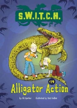 Alligator Action (Hardcover)