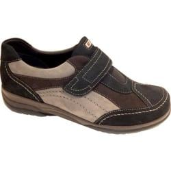 Women's ara Mali 46373 Black/Brown/Walnut Nubuk Heaven