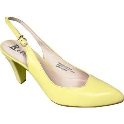 Women's Bellini Panama Lemon Kidskin