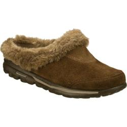 Women's Skechers GOwalk Cozy Chocolate
