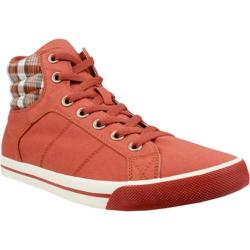 Men's Burnetie High Top BB 2 Orange Red