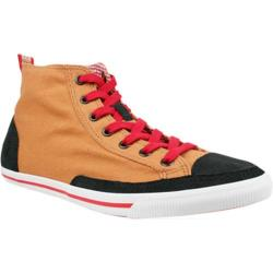 Men's Burnetie High Top Vintage 003133 Orange