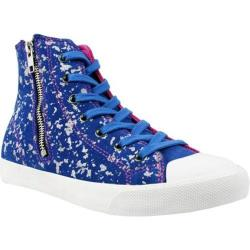 Men's Burnetie High Top Zip 2 Blue