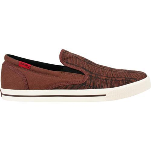 Men's Burnetie Skid Prints 2 Chocolate