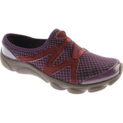 Women's Easy Spirit Riptide 2 Dark Purple Multi