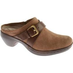 Women's Easy Spirit Cydonia Taupe/Brown Suede