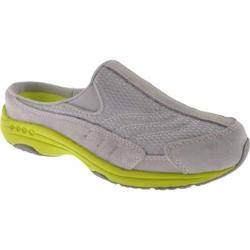 Women's Easy Spirit Traveltime Light Grey/Green Suede