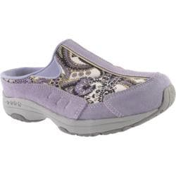 Women's Easy Spirit Traveltime 59 Light Purple Multi Suede