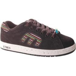 Women's Etnies Callicut Black/Green/Gold