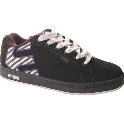 Women's Etnies Fader Black/Purple
