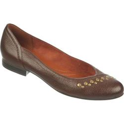 Women's Naturalizer Lathom Oxford Brown Vintage Calf Leather