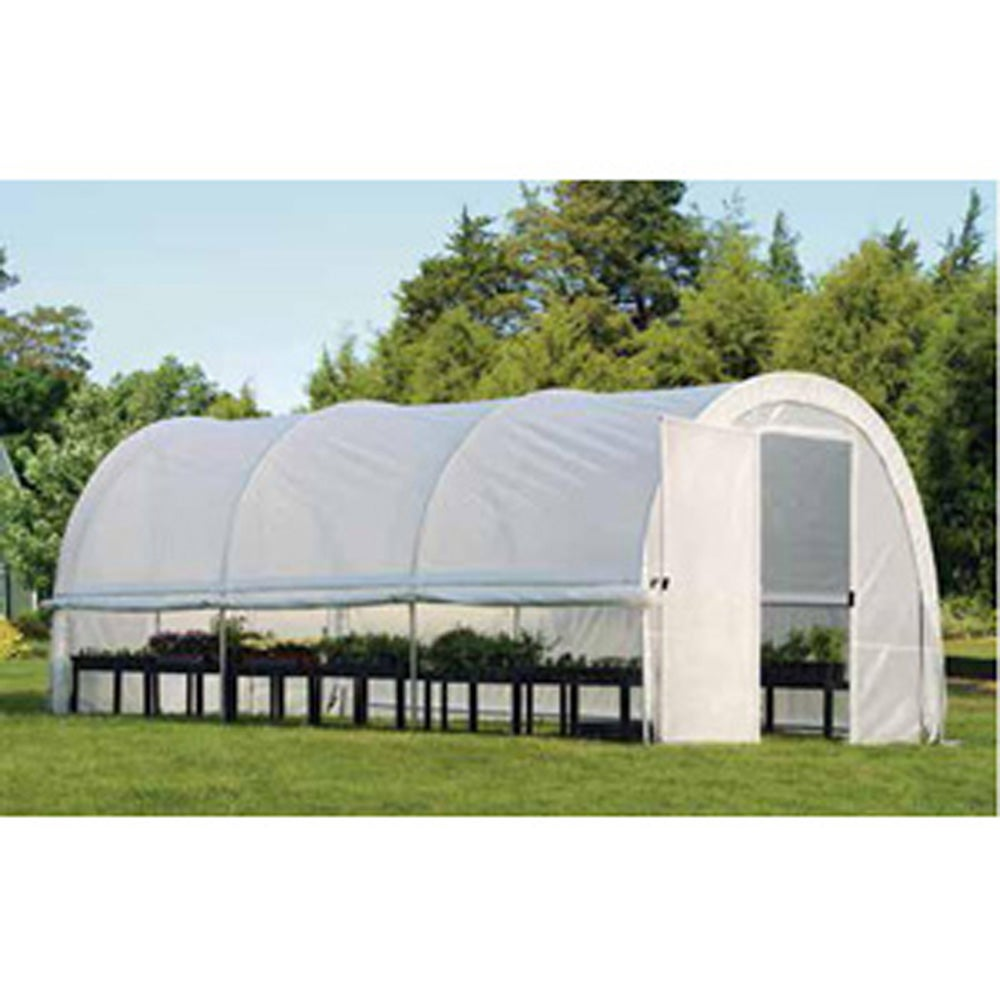 Shelterlogic Organic Growers Pro Round-top Greenhouse