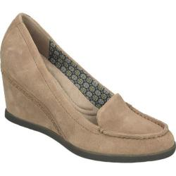 Women's Naturalizer Paisley Dover Taupe Oil Velour Suede