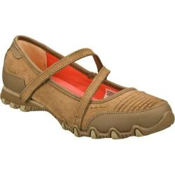 Women's Skechers Relaxed Fit Bikers Fashion Frontier Dark Taupe